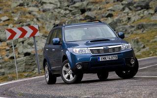 Automarket a testat Subaru Forester diesel