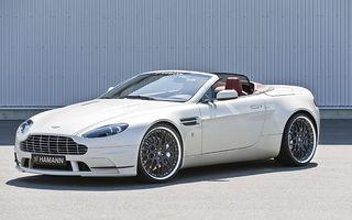 Hamann tuneaza Aston Martin V8 Vantage