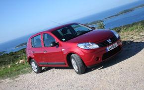 Start perfect pentru Dacia Sandero in Italia