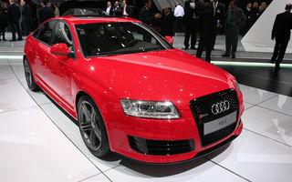Paris 2008 LIVE: Noile Audi RS6, S4 si A1 Sportback
