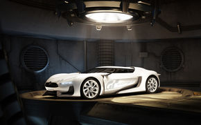 Cel mai tare concept al anului: Citroen GT