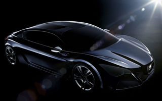 GALERIE FOTO: Peugeot RC HYmotion4 Concept