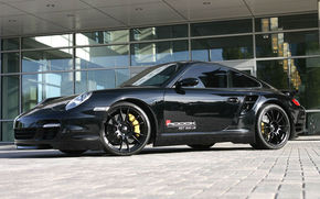 Tuning pentru Porsche 911 Turbo: 602 CP,814 Nm