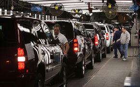 GM inchide inca o fabrica