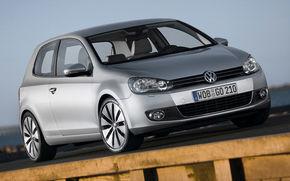 Noul VW Golf 6, de la 11.486 de euro fara TVA