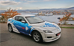 Mazda va testa vehicule hibride in Norvegia