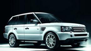 """Range Rover Sport, editie """"de culoare"""""""