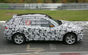 EXCLUSIV: BMW X1, primele poze spion