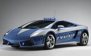 VIDEO: Cea mai tare masina de politie din lume!