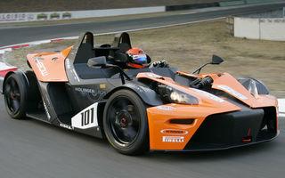 KTM vinde X-Bow Race cu 82.900 euro