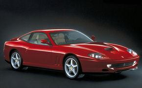 Richard Hammond isi vinde Ferrari-ul cu 51.200 de euro