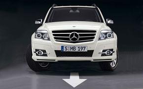 Oficial: Gama de accesorii pentru Mercedes GLK