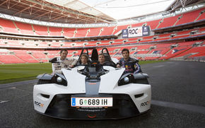 KTM X-Bow, in competitie la Race of Champions '08
