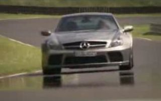 VIDEO: Mercedes SL 65 AMG Black Series