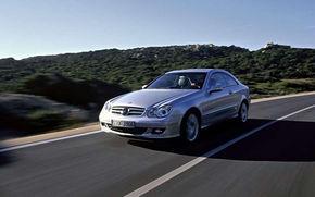 Adio, Mercedes CLK!