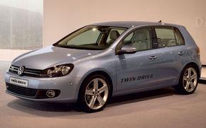 Oficial: Volkswagen Golf 6 hibrid se dezvaluie