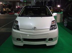 AutoLabo a creat un pachet estetic pentru Toyota Prius