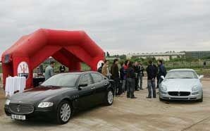 Test drive Maserati Quattroporte (2009-2013)