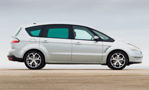 Test drive Ford S-Max (2007-2010)