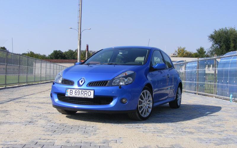 Test drive Renault Clio (3 usi) (2005)