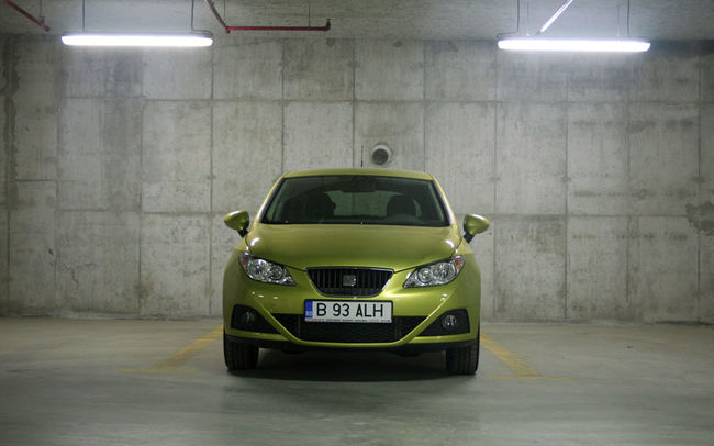 Test drive SEAT Ibiza (2008-2012)