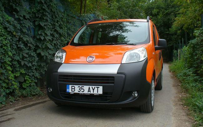 Test drive Fiat Fiorino