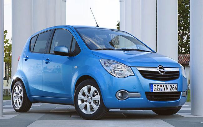 Test drive Opel Agila (2007-2014)
