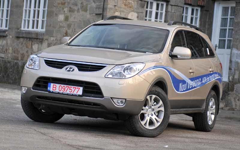Test drive Hyundai Veracruz (2008-2012)