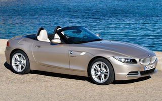 GALERIE VIDEO: Noul BMW Z4 Roadster din toate unghiurile