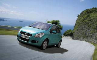 Suzuki a introdus un motor de un litru in gama Splash