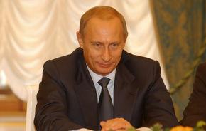 Putin prezinta propunerea sa pentru industia auto ruseasca