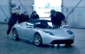 Top Gear, prinsi cu minciuna de catre Tesla