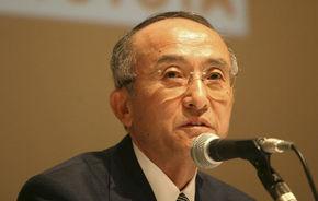 Presedintele Toyota va fi schimbat in 2009