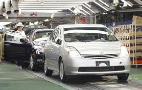 Toyota opreste constructia a doua fabrici