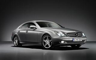 Mercedes a dezvaluit CLS Grand Edition