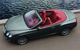 Oficial: Iata noul Bentley Continental GTC Speed!