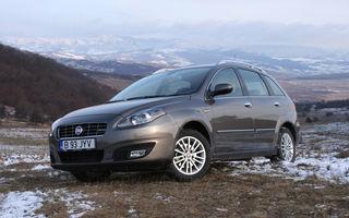 Test drive Fiat Croma 1.9 Multijet (1)