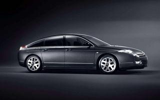 Citroen C6 si Peugeot 607 primesc motorul diesel  V6 de 3.0 litri de la Jaguar
