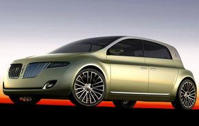 Lincoln C Concept, prezentat la Detroit