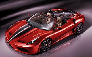 EXCLUSIV: Acesta este urmatorul model Ferrari?