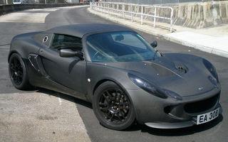 Chinezii au construit un Lotus Elise din fibra de carbon
