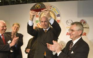Sefii Opel au primit premiul Car of the Year pentru Insignia