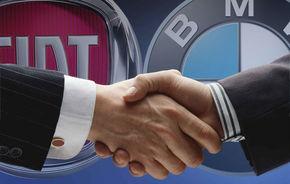 BMW si Fiat pregatesc in secret o colaborare
