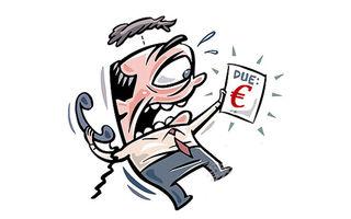 Un roman trebuie sa plateasca 21.000 de euro pentru parcare!