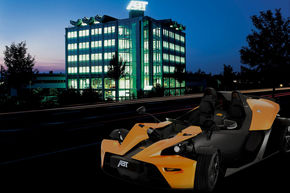 ABT pregateste un KTM X-Bow de 300 de cai