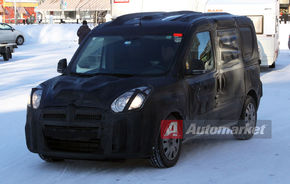 EXCLUSIV: Fiat testeaza noua generatie Doblo