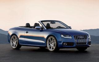 Supergalerie foto: 85 de poze cu Audi A5/S5 Cabrio