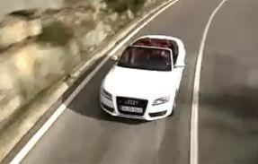 VIDEO: Audi A5 Cabriolet, film de prezentare