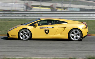 Lamborghini Academy, pentru pilotul din tine