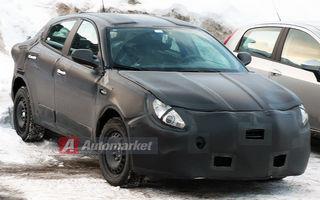 EXCLUSIV: Alfa Romeo Milano, spionat in timpul testelor